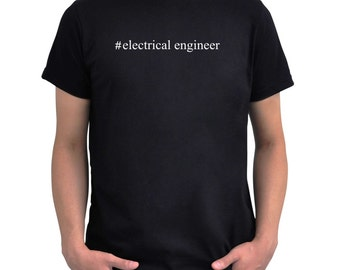 Hashtag Electrical Engineer  T-Shirt