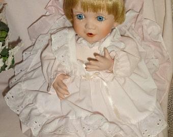"""Porcelain Doll Michelle """"Blow Me A Kiss"""""""