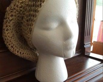 Handmade Crochet Adult Slouchy Hat