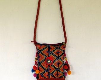 Gypsy Bag / Festival Bag / Boho Bag / Tassle Bag