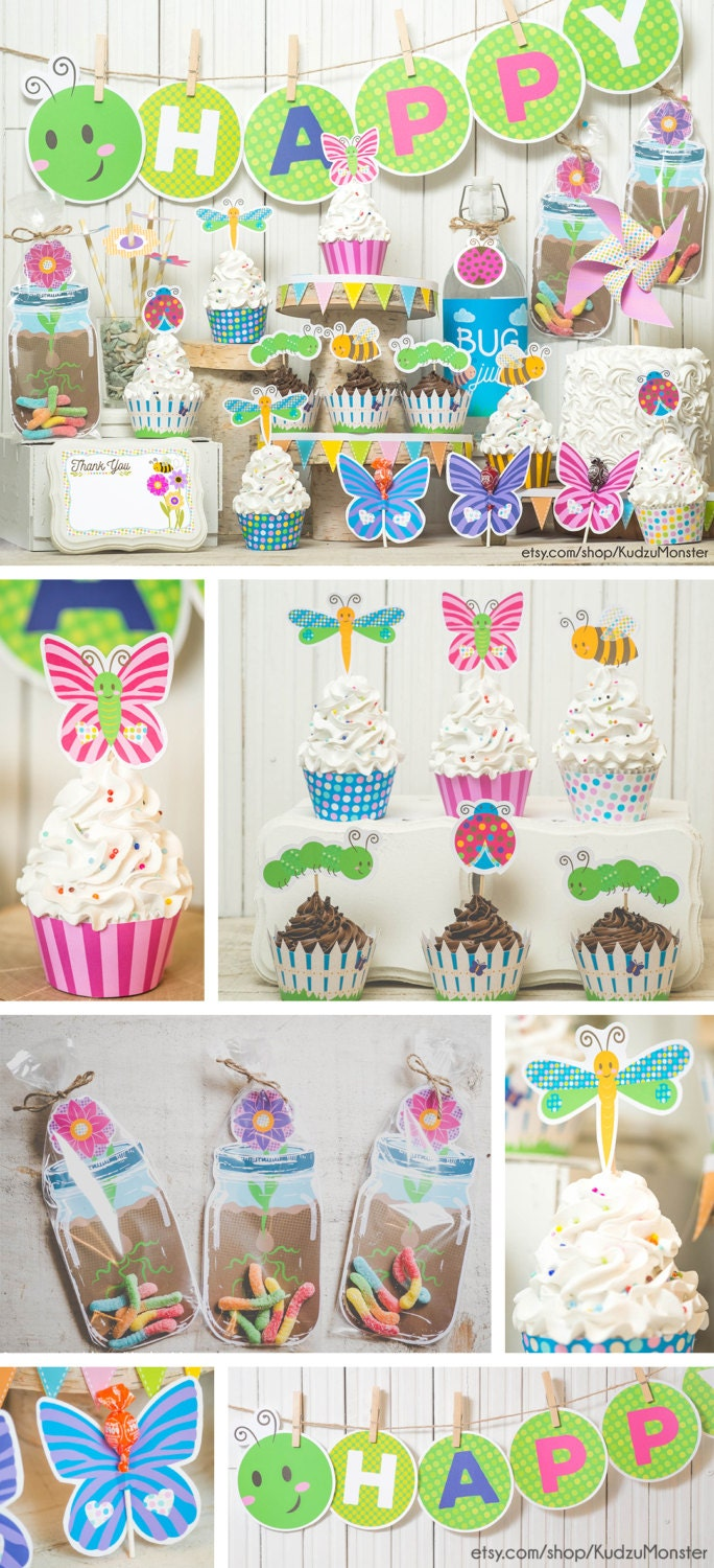 Pleasing Garden Bug Spring Party Printable Decor Kit Diy Cupcake With Luxury Zoom With Awesome Small Garden Office Also Covered Garden Bench In Addition Shops To Let In Welwyn Garden City And Large Garden Tables As Well As Hilton Garden Inn London Additionally Scorton Garden Centre From Etsycom With   Luxury Garden Bug Spring Party Printable Decor Kit Diy Cupcake With Awesome Zoom And Pleasing Small Garden Office Also Covered Garden Bench In Addition Shops To Let In Welwyn Garden City From Etsycom