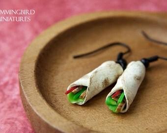 Fajita - Dangle Earrings