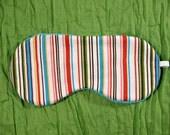 Striped, Sleep Mask