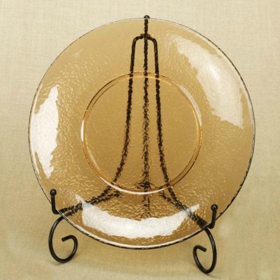 decorative black wire folding display easel plate stand. Black Bedroom Furniture Sets. Home Design Ideas