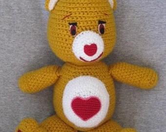 Tenderheart Bear- Carebears