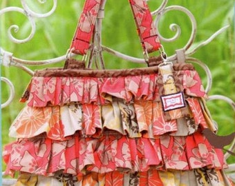 Penelope Ruffles Bag Pattern