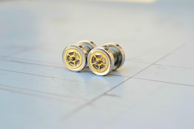 Etsy Plugs 2g 2g Geek Ear Plugs