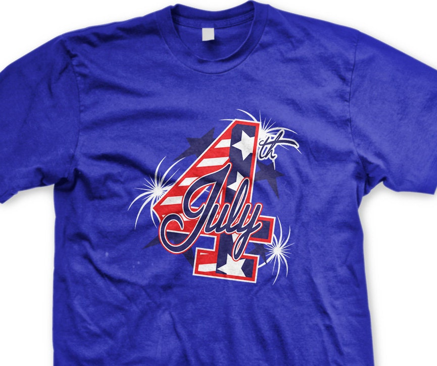 4th Of July Fireworks Stars Men 39 S T Shirt Great 4th Of