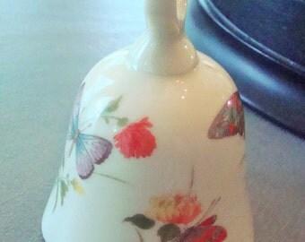 "Vintage Takahashi San Francisco ""DEW"" Porcelain Bell - Circa 1960's - Sweet!!"