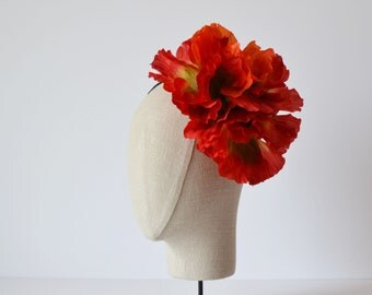 SALE 30%OFF!!! Fascinator Flo