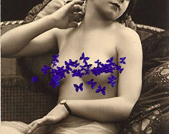 Victorian and Edwardian risque erotic nudes postcards and photos x 50 pdf download and print just 99p mature content