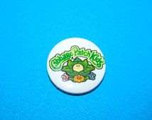 Cabbage Patch Kids Logo Handmade Button Pin Badge