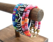 Baja Bangle; summer, travel, tribal, wanderlust, jewellery, boho, surf, bracelet, roadtrip, ethnic, fathers day, dad, for him, aztec, tribal