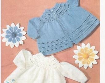 Baby Girl Angel Top, Angel Top knitting pattern, baby knitting pattern, baby pattern, knitting pattern, baby knitted top, baby girl knitting