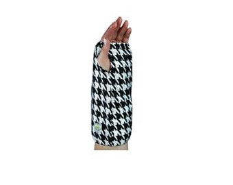 Fashionable Arm Cast Cover in Houndstooth for Short Arm Cast