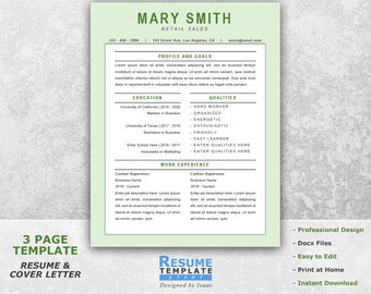 templates resume word