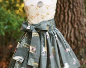 Girls Dress, Girls Special Occasion Dress, Toddler Dress, Girls Unicorn Dress, Photo Shoot Dress, Photo Prop,
