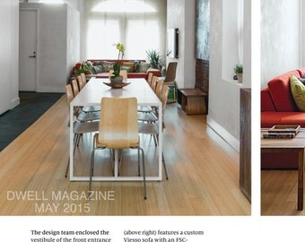 """The Tall Waterfall Bubble Chandelier - as seen in Dwell Magazine! (26"""" tall)"""