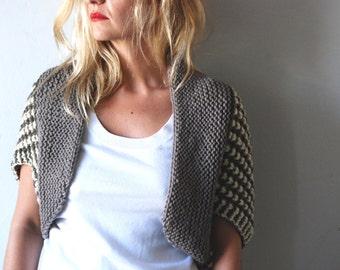 Bolero jacket wool cardigan knit cardigan knit jacket crochet cardigan dress cover up knit shrug hand knit bolero shrug bolero bolero shrug