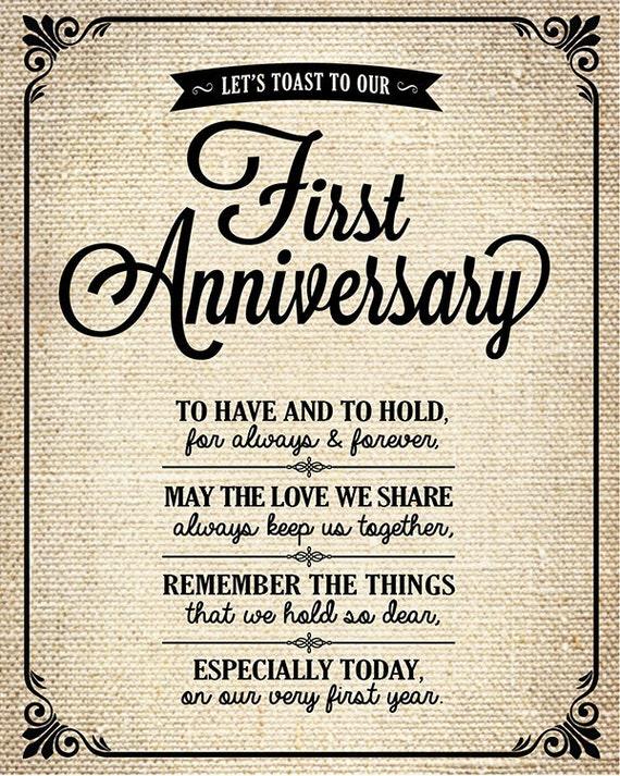 Our 1st Wedding Anniversary Www Pixshark Com Images