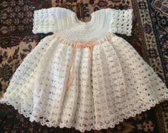 Heirloom Christening Dress
