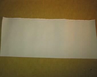 "9""x24"" aida Charles Craft 14ct. , Ivory off white, cross stitch fabric"