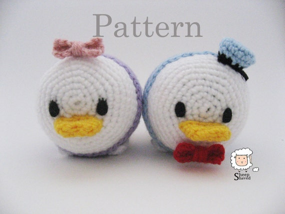 Free Amigurumi Disney Patterns : Addicted to disney's tsum tsum? time to crochet your own perry