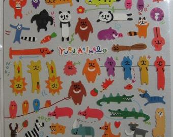 Brand New Mind Wave animals sticker
