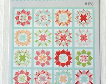 Swoon 16 Quilt pattern by Camille Roskelley of Thimbleblossoms
