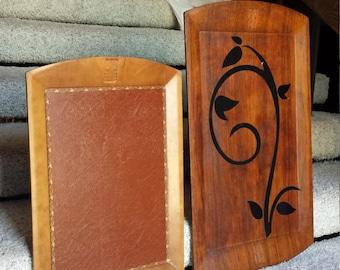 Camfield Teak Trays Vintage Mid Century