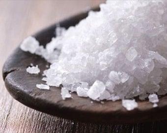 Greek Sea Salt crystals from Missolonghi 150gr.