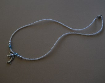 Surf's Up - Necklace with Dolphin Charm