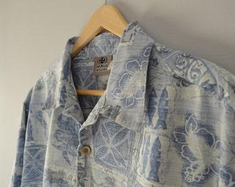 Hawaiian / Surf Summer Short Sleeved Shirt
