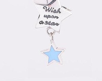 Sterling Silver Wishing Upon A Star