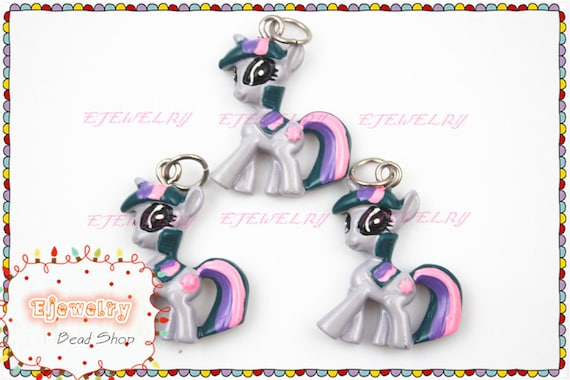 Sparkle Cartoon Character 6pcs/set Cartoon Character
