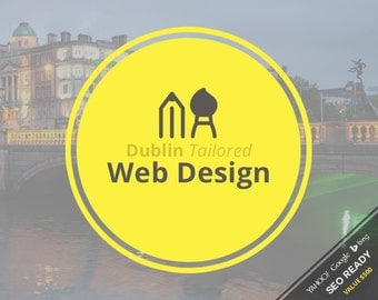 Web Design - Dublin Tailored Custom Web Design Package