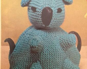 Bazaar Knits - No 1 - Villawool knit & crochet patterns - fete ideas Many Gems!!!