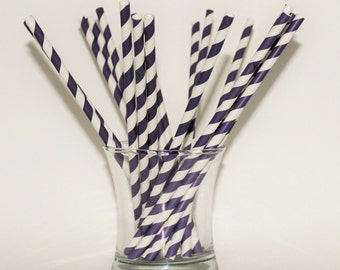 CLEARANCE- 200 Party Paper Straws