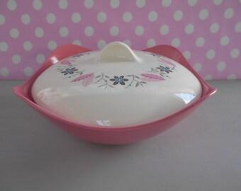 "Vintage Midwinter ""Marguerite"" Serving Dish or Tureen 1958  #10055"