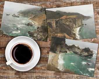 BIG SUR postcard set