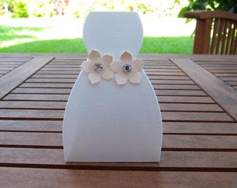 Bridal Shower Favor, Wedding Dress Box, Favor Box, Treat Box, Wedding Favor, Prom Dress Box, Candy Box, 10 Pack