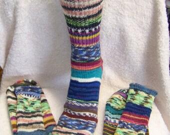 Threesome Silly Socks!