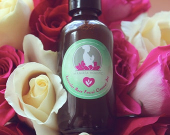 Lavender Rose Face Cleanser