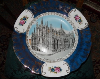 BAVARIA SELTMANN Weiden Plate with IL Duomo Cathedral