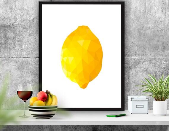 lemon kitchen decor - kitchen collections