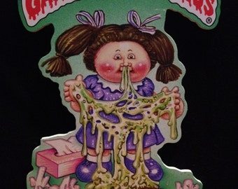 Garbage Pail Kids Standup