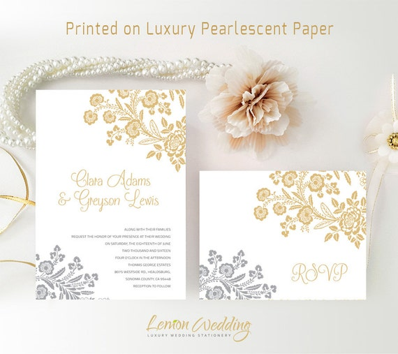 Wedding Invitation Cheap: Cheap Wedding Invitations With Rsvp Postcard Printed On