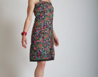Dress EYELET Blue Daisy