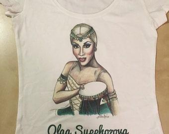 Olga Supphozova t-shirt