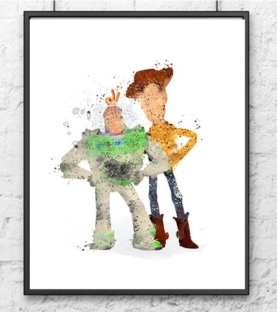 Snap Toy Story Woody Wall art photos on Pinterest